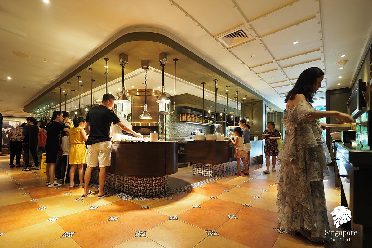 Hotel Michael ห้องอาหาร Fratelli