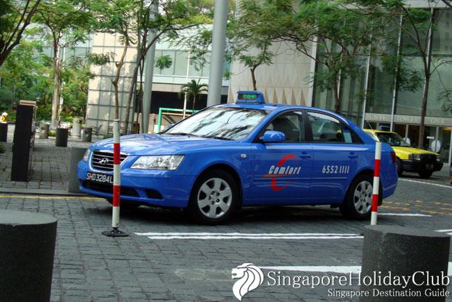 Taxi ในสิงค์โปร์
