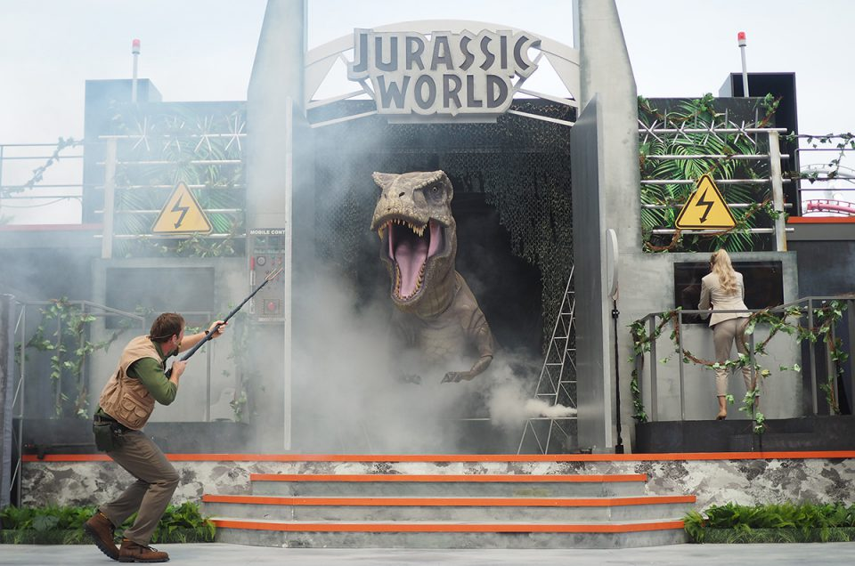 Jurassic World : Explore and Roar! @ Universal Studios Singapore
